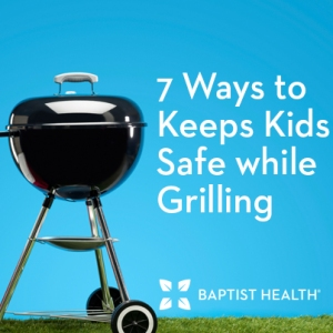 7 Tips to Keep Kids Safe While Grilling