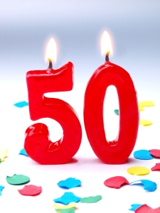 5 Tips for Turning 50