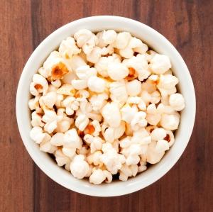 Make Healthy Popcorn at Home