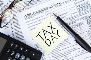 Tax Day Stress